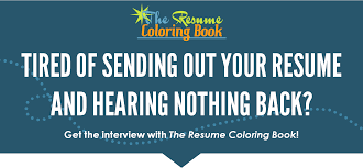 Resume Online Website The Resume Coloring Book Online Course Lea Mcleod Job