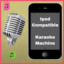 karaoke machine ipod dock u2022 singing tips