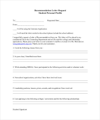 personal letter of recommendation 15 free word excel pdf