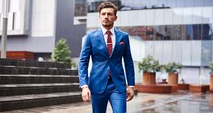 What Color Goes With Light Blue by Picking The Right Suit Colors To Go With Your Skin