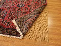 Area Rug Pad For Hardwood Floor Choosing Rug Pads For Hardwood Floors Home Interior Decoration