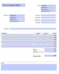 free blank invoice templates in adobe pdf pdf