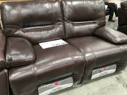 Leather Reclining Sofa Loveseat costco pulaski recliner sofa best home furniture decoration