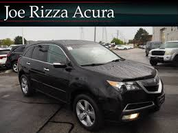 Acura Mcx Pre Owned 2010 Acura Mdx Tech Ent Awd Sh Awd 4dr Suv W Technology