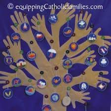 32 best catholic tree advent images on