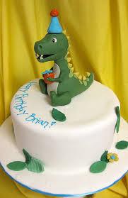 dinosaur cakes kids birthday cakes oakleaf cakes bake shop