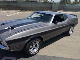1972 mustang mach 1 value 1972 ford mustang value car autos gallery