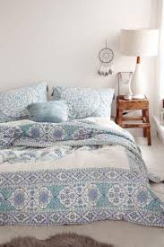 magical thinking devi medallion duvet from urban outfitters