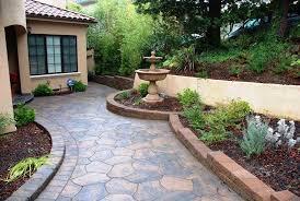 retaining wall planter ideas cadel michele home ideas best