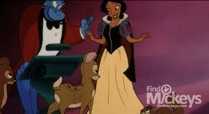 aladdin king thieves hidden snow white disney movies