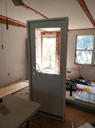 install regular house front door mobilehomerepair com