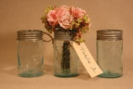 Wedding Reception Centerpieces Mason Jars For Wedding Reception Centerpieces