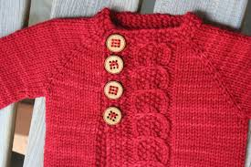 how to knit a baby sweater tips tricks