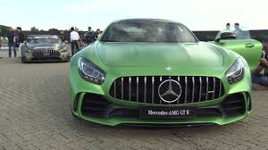 2017 mercedes amg gt r test drive interior and exterior youtube