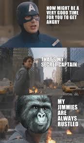that s my secret captain funny
