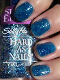 sally hansen special edition glitter nail polish swatches and