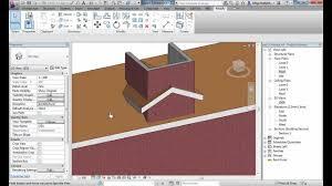 Hip Roof Design Software by Revit 1 7 Roofs Hip Gable U0026 Dormer Youtube