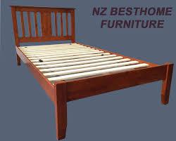 Solid Wood Bed Frame Nz Details