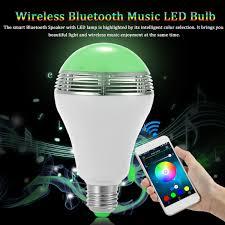 bluetooth music light bulb aliexpress com buy jiawen led music bulb l color changing wifi