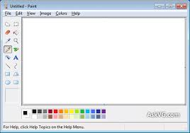tip get classic ms paint without ribbons back in windows 7 and