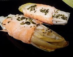 comment cuisiner du saumon cuisine comment cuisiner le saumon beautiful endives au saumon et