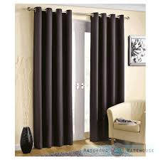 Curtains Ring Top Basket Weave Light Reducing Eyelet Curtains Blockout Thermal Ring