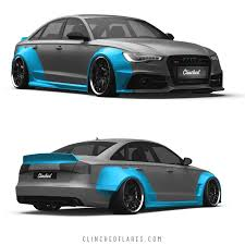 audi kits a6 audi a6 c7 widebody kit s6 rs6 c7 wide kit by clinched