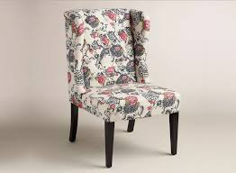 Wing Back Armchairs 22 Gorgeous Printed Wing Back Chairs Home Design Lover