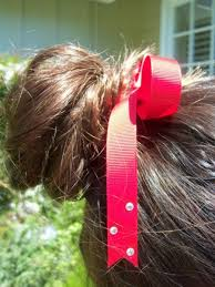 hair ribbons cheerleading ribbons cheer ribbons hair ribbons softball