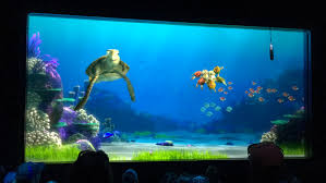 Finding Nemo Light Fish Turtle Talk With Crush Adds Dory And More Laughingplace Com