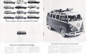 volkswagen ads 2016 thesamba com vw archives 1962 full line ads brochure