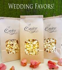 popcorn favor bags favor bags and is there anything better than popcorn after some
