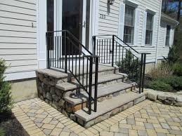 Wrought Iron Railings Interior Stairs Wrought Iron Handrail U2013 Massagroup Co