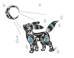 tribal shiny umbreon by neodragonarts on deviantart