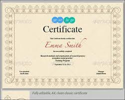 206 best certificate design images on pinterest certificate