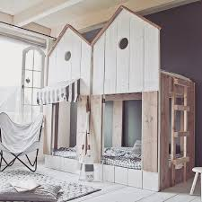 Play Bunk Beds Remodelaholic House Shaped Beds Galore