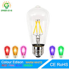 Color Led Light Bulbs by Popular Colored Incandescent Light Bulbs Buy Cheap Colored