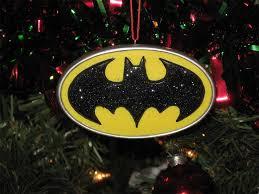 batman tree ornaments rainforest islands ferry