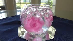 Floating Candle Centerpiece Ideas Water Beads Design Wedding Centerpieces Vases And More With