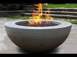 Firepit Bowl Unique Concrete Bowl Idea