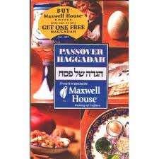 maxwell house hagaddah a new haggadah from two fiction writers mobylives