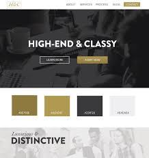 color combination for black 5 web design color palettes from black and gold websites