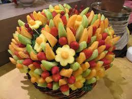 fresh fruit bouquets fruit flower basket bouquet farmhouse design and furniture