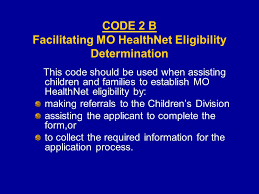 mo healthnet district administrative claiming ppt video