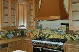 painted kitchen backsplash photos hand painted tiles kitchen backsplash arminbachmann com