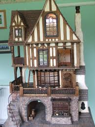 tudor dolls houses and fantasy dolls houses gerry welch