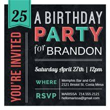 you are invited free printable birthday invitation template
