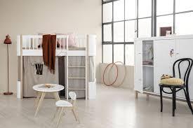 Oliver Furniture Wood Umbauset Oliver Furniture Wood Mini Zum Halbhohen Hochbett