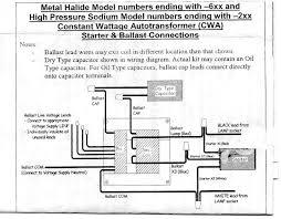 multi tap ballast wiring diagram diagram wiring diagrams for diy