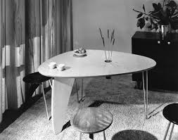 rudder table by isamu noguchi 1949 the making of herman